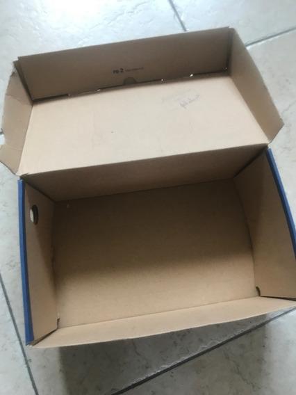Caixa De Sapato Mizuno 30cm X 11.5cm X 18.0cm