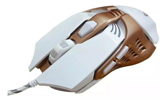 Mouse Gamer Altomex Usb Notebook Pc 4 Velocidade De Dpi