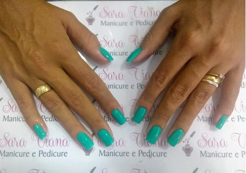Imagem 1 de 4 de Manicure, Pedicure