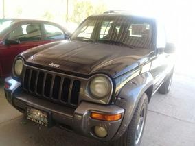 Jeep Liberty 3.7 Sport 4x4 Mt 2003. Negociable