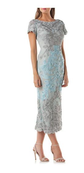 Elegante Vestido Js Collections Importado 100% Original