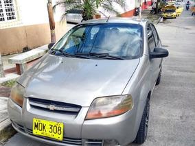 Chevrolet Aveo 1,6..con A.a, 5 Puer