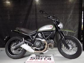 Ducati Scrambler Urban Enduro Verde 2016