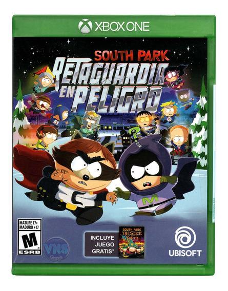 South Park Fractured But Whole - Xbox One - Mídia Física
