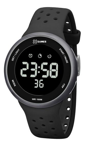 Relógio X Games Xmppd485 Pxpx Unissex Cinza - Refinado