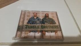 Cd Jungle Brothers - Vip - Lacrado Hip Hop De La Soul