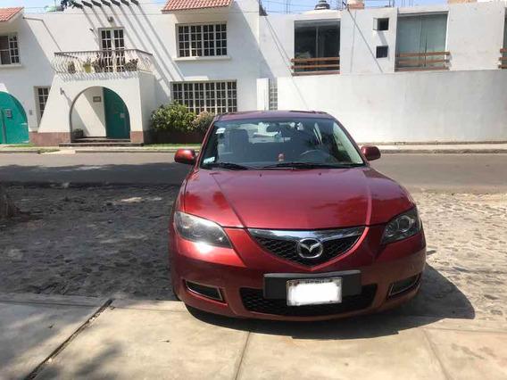 Mazda Mazda 3 Sedan Secuencial