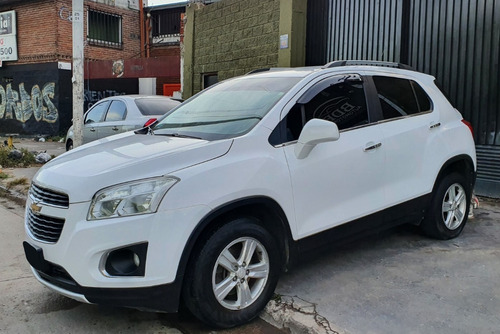 Impecable Chevrolet Tracker Ltz Awd Año 2015 Solo 82.000 Km