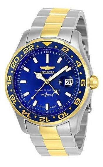Reloj Invicta 25826 ``master Of The Oceans`` Gmt.