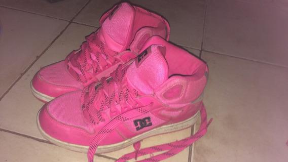 Zapatillas Dc Originales Talle 37