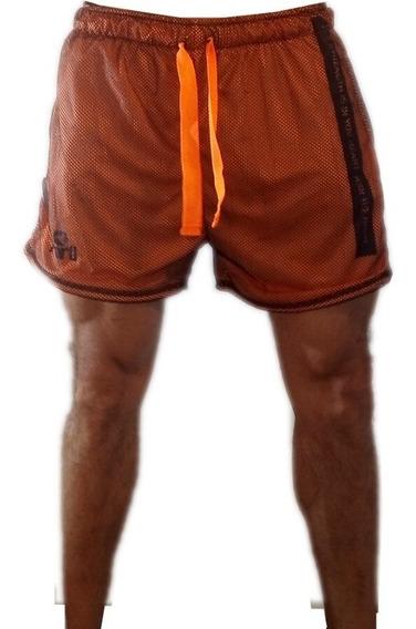 Id414 Hartl Pantalon Corto Hombre Fitness Running Short