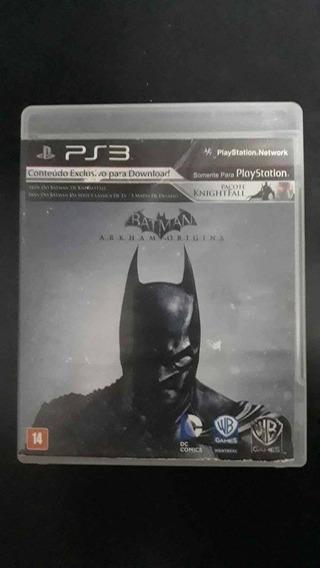 Batman Arkham Origins - Playstation 3 Ps3