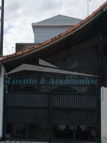 Imagem 1 de 14 de Ca00433 Casa Ocian, 02 Dormitórios, Praia Grande Sp
