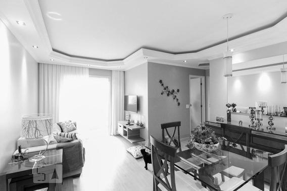 Apartamento No 4º Andar Com 2 Dormitórios E 1 Garagem - Id: 892950614 - 250614