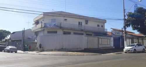 Imagem 1 de 8 de Salão Para Alugar, 90 M² Por R$ 3.000,00/mês - Jardim Fortaleza - Paulínia/sp - Sl0233