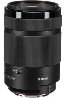 Sony Lente Sal Dt 55-300mm F/4.5-5.6 Sam Usado