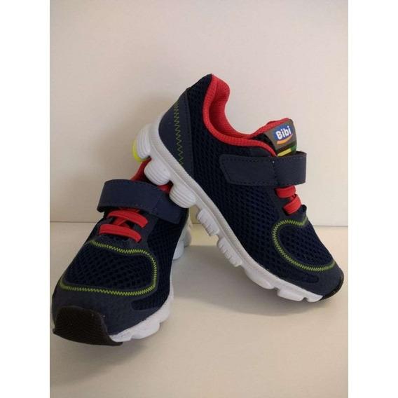 Tênis Bibi Icon Baby 824082 - Marinho - Delabela Calçados