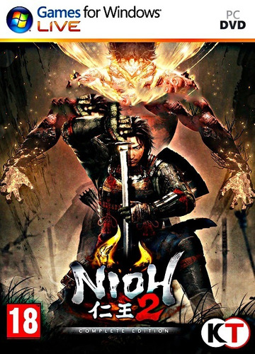 Nioh 2 - Pc Digital