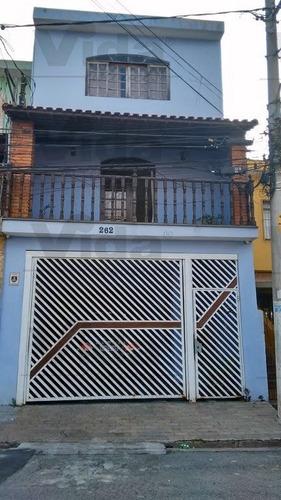 Casa Sobrado Para Venda, 3 Dormitório(s), 271.0m² - 29472