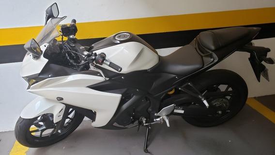 Yamaha R3, 2018, 7,5 Mil Km