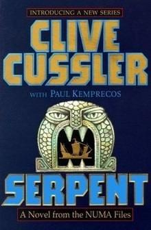 Imagen 1 de 1 de Serpent. Clive Cussler, Paul Kemprecos.