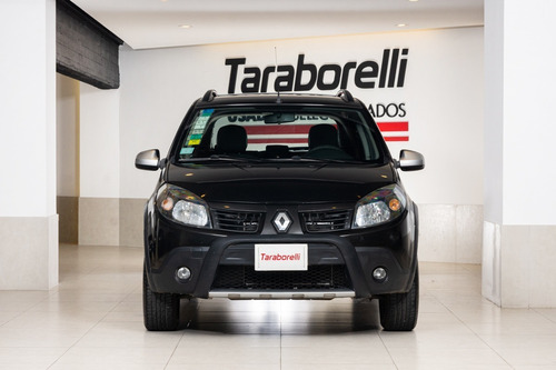Renault Sandero Stepwey Confort 1.6 Taraborelli Usados..
