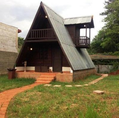 Chácara Com 2 Dormitórios À Venda, 1600 M² Por R$ 255.000 - Loteamento Chácaras Vale Das Garças - Campinas/sp - Ch0394