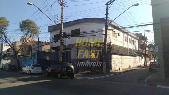 Galpão Para Alugar, 600 M² Por R$ 4.500/mês - Vila Galvão - Guarulhos/sp - Ga0253
