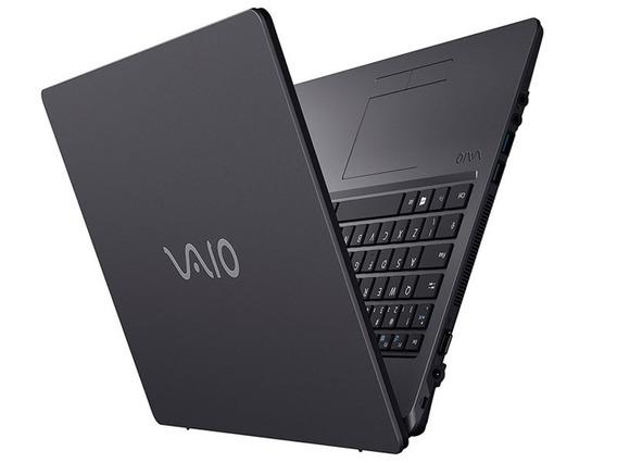 Notebook Vaio I7 7500u 8gb Ssd 256gb 15.6 Fullhd Teclado
