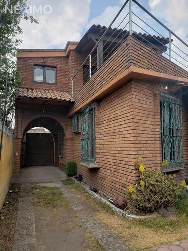Imagen 1 de 14 de Casa En Venta En Metepec, Estado De México
