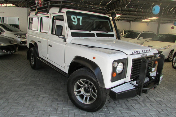 Land Rover Defender 2.5 Hard Top 110 Turbo Diesel 4p Manual