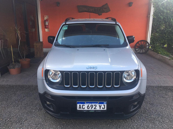 Jeep Renegade 1.8 Sport At 5 Puertas Nafta 2018 46276082