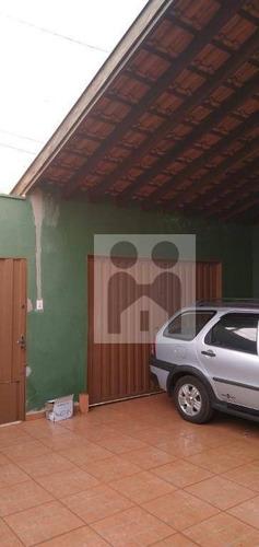 Imagem 1 de 22 de Casa Com 2 Dormitórios À Venda, 70 M² Por R$ 255.000,00 - Residencial Parque Dos Servidores - Ribeirão Preto/sp - Ca0652