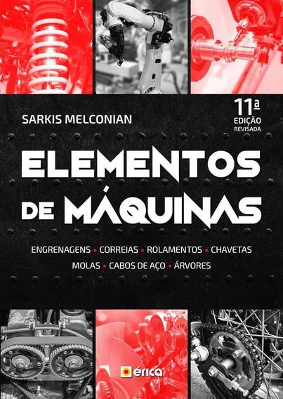Elementos De Máquinas - 11ª Ed. 2019