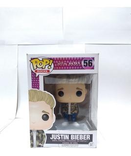 Funko Pop N°56 Justin Bieber Figura De Vinil Sumun
