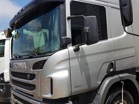 Scania P250 8x2 Bitruck 2013 Baú N P310 P260 24280 2429 2428
