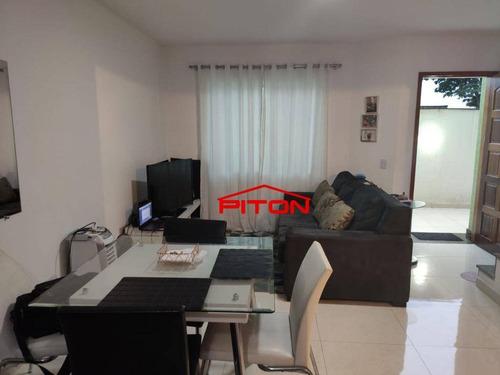 Sobrado Com 2 Dormitórios À Venda, 65 M² Por R$ 380.000,00 - Vila Ré - São Paulo/sp - So2628