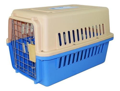Kennel Transportador Mini, Piso Impermeable L48(48cm). Iata