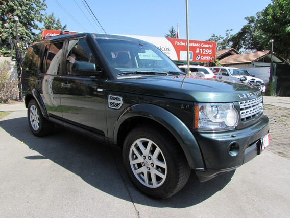 Land Rover Discovery 4 Se 2.7 Diésel 4x4 2012