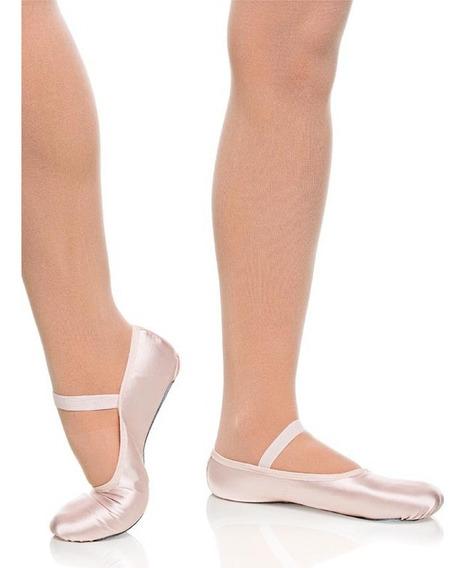 Sapatilha Meia Ponta - Cetim - Spring Shoes - Capézio