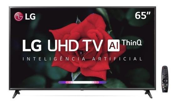 Smart Tv LG 65 4k Uhd Wifi Bluetooth Hdr Iot