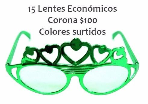 Lentes Con Corona