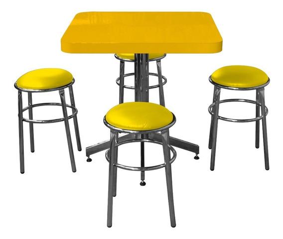 Mesas Para Restaurante Cafetería Bar Comedor Industrial Co75