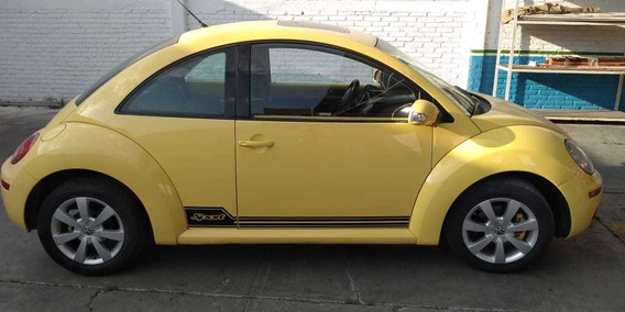 Beetle Sport Mod 2007 Motor 2.5 Lts At