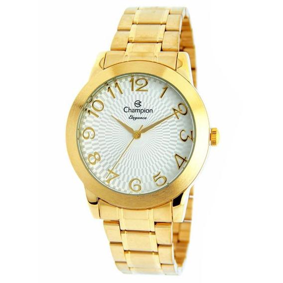 Promoção Relógio Champion Original Feminino Cn26733h
