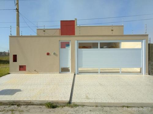 Casa Em Estancia Sao Jose, Peruíbe/sp De 123m² 3 Quartos À Venda Por R$ 493.000,00 - Ca535145