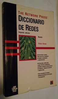 Libro Diccionario De Redes, The Network Press. Bilingüe*