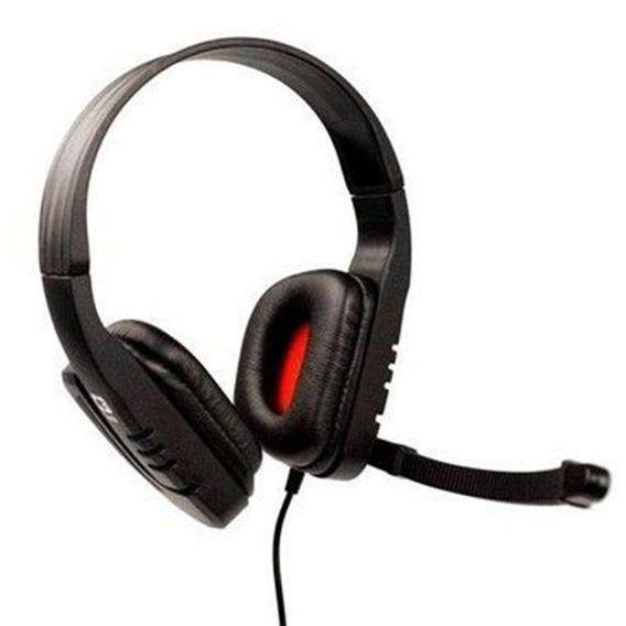 Headset Gamer Predator Com Microfone - C3 Tech Mi-2558rb