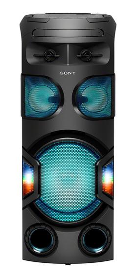 Mini System Sony Mhc V72d Bluetooth Tipo Torre Com Dvd