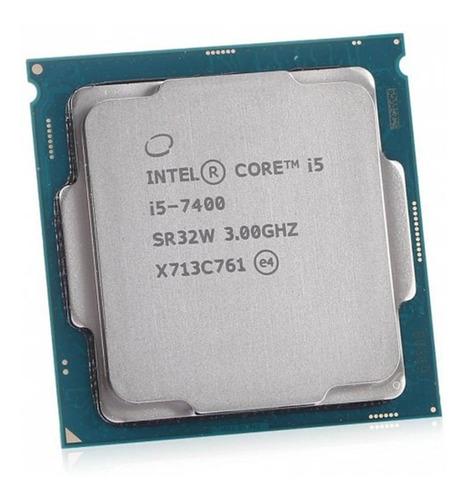 Processador Intel Lga 1151 I5 7400 3.0ghz Oem